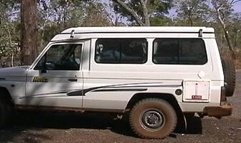 ingrids welt australien verkehr 4wd camper auswahl. Black Bedroom Furniture Sets. Home Design Ideas
