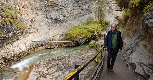 ingrids-welt  kanada - nationalparks - banff