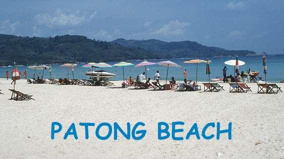 Info Patong